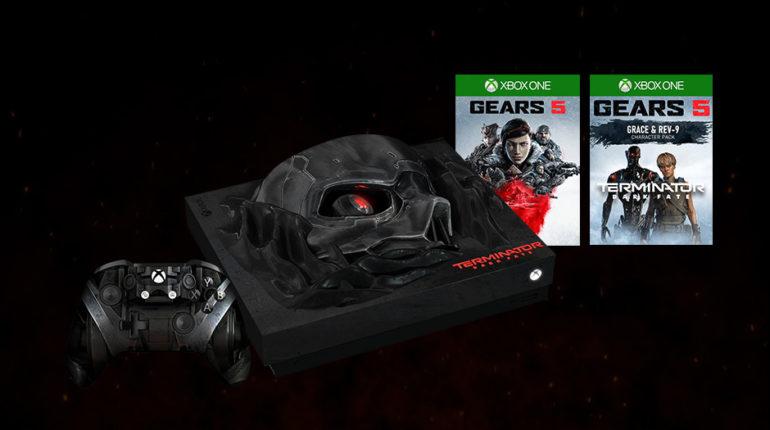 Terminator Xbox One X