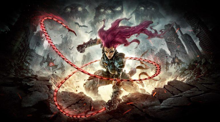 Darksiders III уже доступна подписчикам Xbox Game Pass