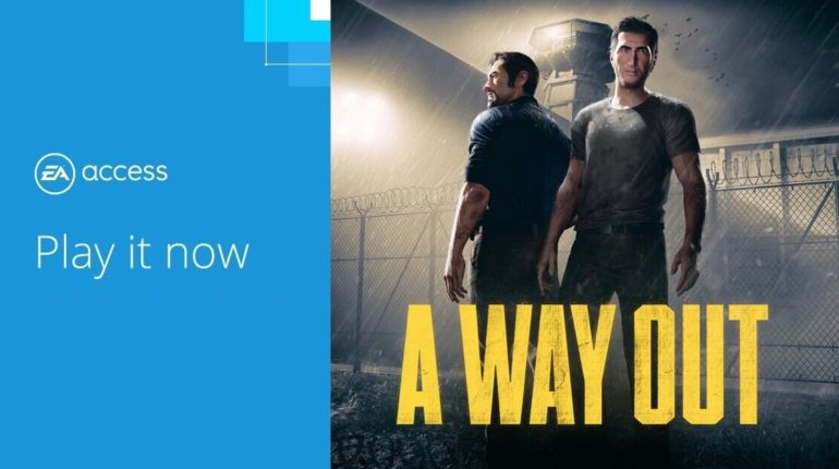 EA Access A Way Out