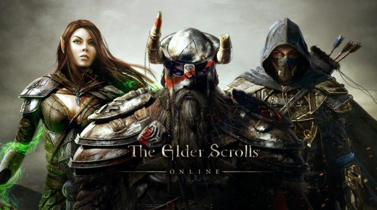 TES elder scrolls online