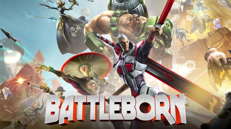 Battleborn закроют в 2021 году