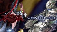 Случайный анонс ремастеров Bayonetta и Vanquish