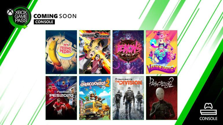 Xbox Game Pass [Декабрь 2019]