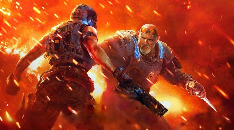 Для Gears 5 вышло бесплатно дополнение – Operation 2 Free for All