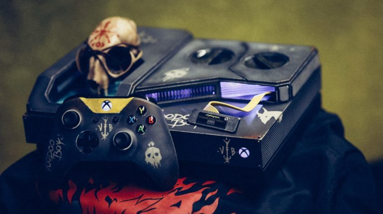 Xbox One X «Voodoo Boys»