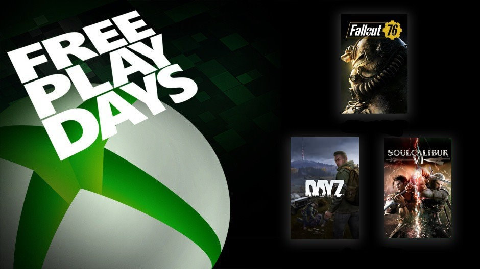 Free Play Days [с 12 по 16 декабря]