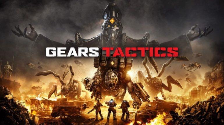 Gears Tactics выйдет в апреле 2020 года