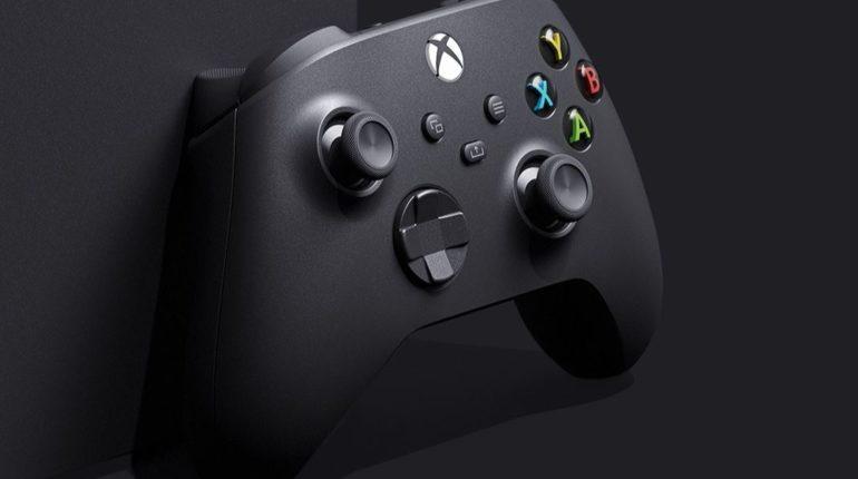 Контроллер Xbox Serises X