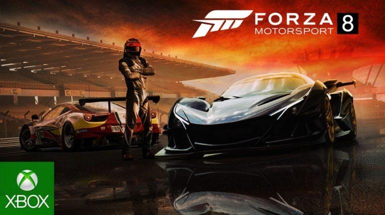 Первые подробности о Forza Motorsport 8