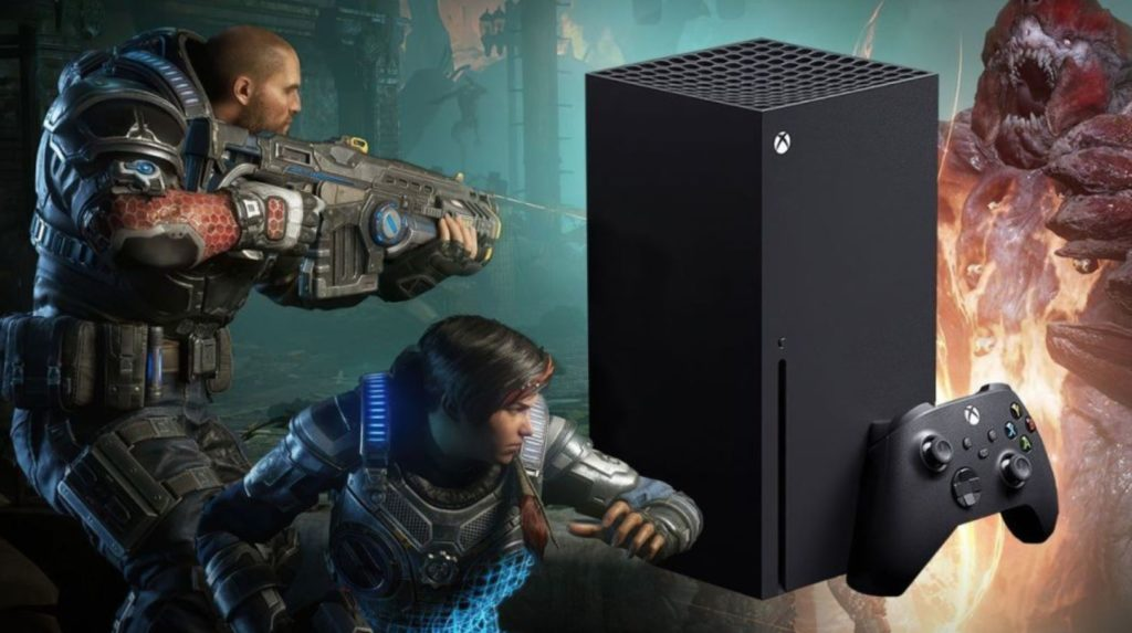 Xbox Series X Gears 5