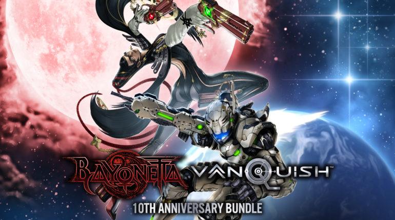 Ремастеры игр Vanquish и Bayonetta выйдут на Xbox One 18 феврале 2020 года дисковое издание