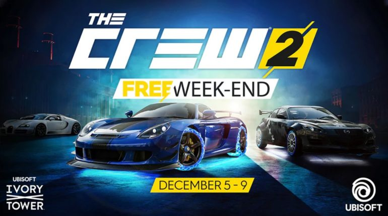 Free Play Days: The Crew 2 [с 5 по 9 декабря]