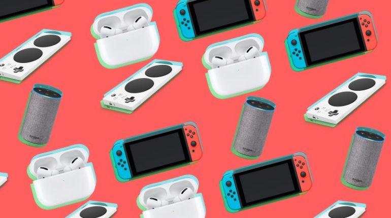 Адаптивный контроллер Xbox попал в 10 лучших гаджетов десятилетия