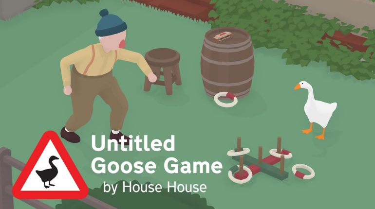 Untitled Goose Game выйдет на Xbox One 17 декабря
