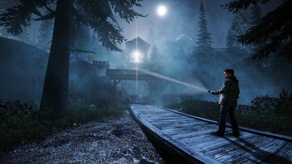 21 мая в Xbox Game Pass выйдет Alan Wake