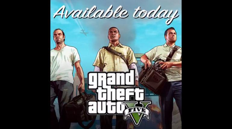 GTA V Стала доступна подписчикам Xbox Game Pass