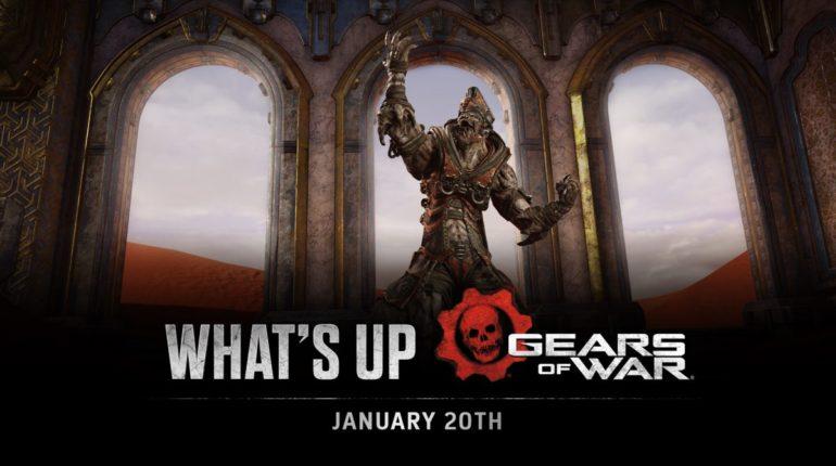 Gears 5 update