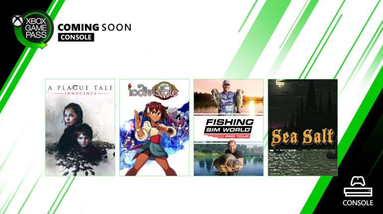 Xbox Game Pass Январь 2020