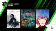 Анонсированы три новые игры для подписчиков Xbox Game Pass на PC [январь 2020 года]