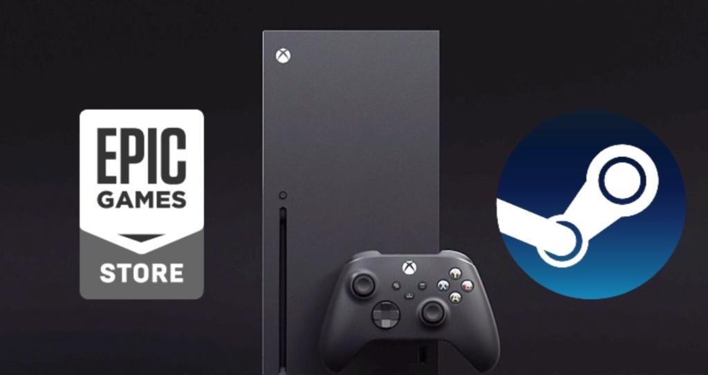 Xbox Series X поддерживает Steam и другие приложения в режиме Windows