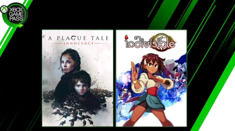 A Plague Tale и Indivisible в Xbox Game Pass