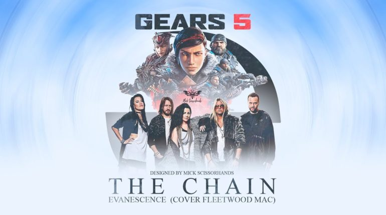 Evanescence Chain Gears 5