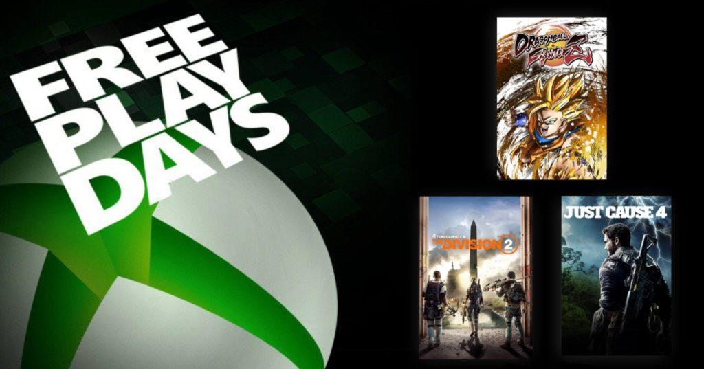 Free Play Days [27 февраля — 2 марта 2020]