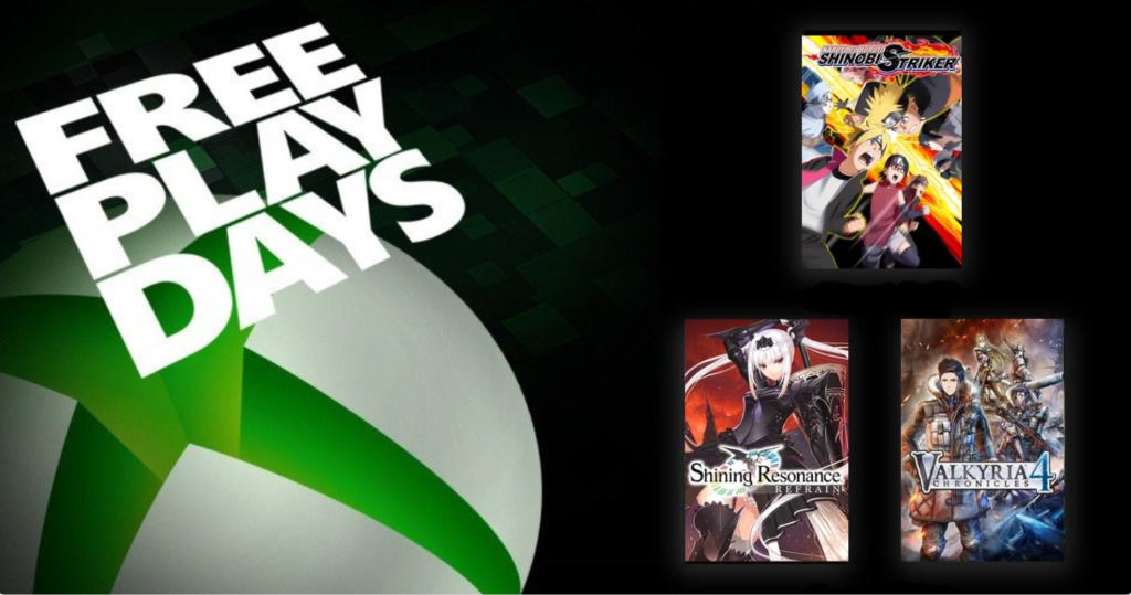 Free Play Days [20 — 24 февраля 2020]
