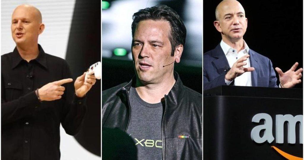 Microsoft не считает Sony и Nintendo конкурентами