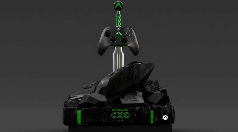 Кастомный Xbox One X