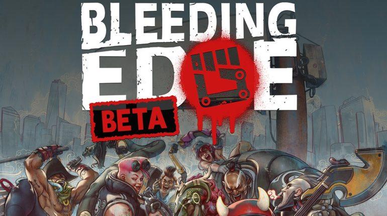 бета Bleeding Edge