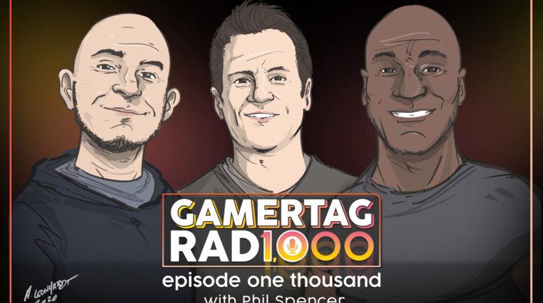 Фил Спенсер Gamertag Radio