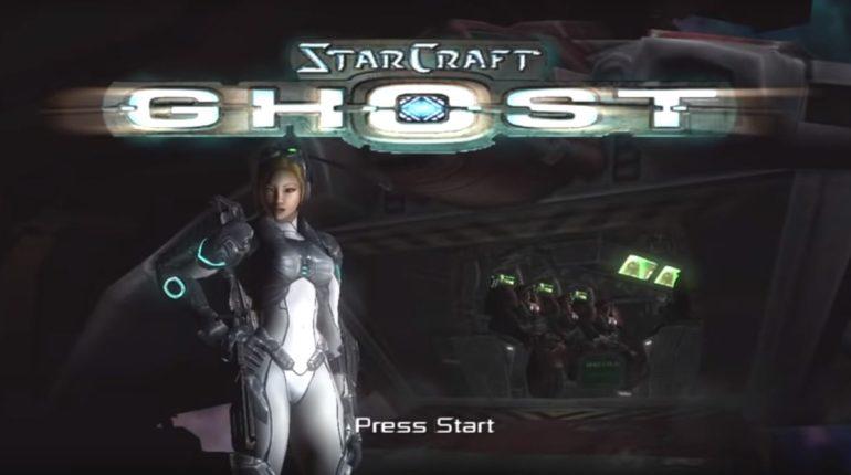 В сеть попала играбельная сборка StarCraft Ghost от Xbox