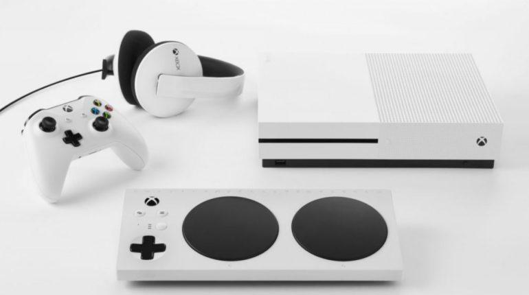 Xbox Adaptive Controller адаптивный геймпад