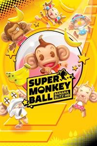 Super Monkey Ball обложка
