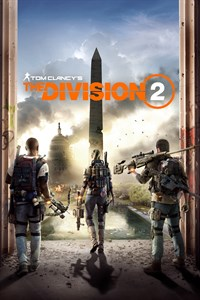 Tom Clancy's The Division 2 обложка