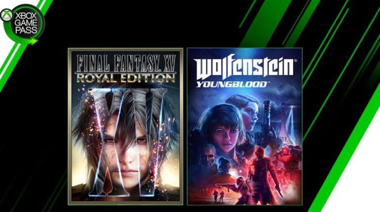 Xbox Game Pass Февраль 2020 - 1