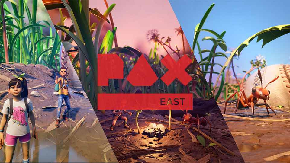 Grounded покажут на PAX East 2020