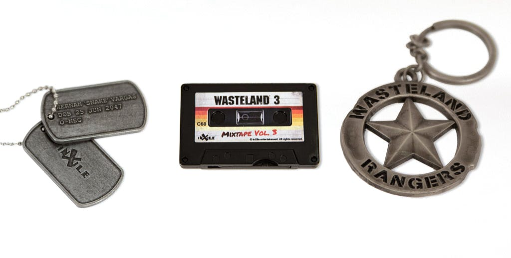Wasteland 3 Collector's Edition
