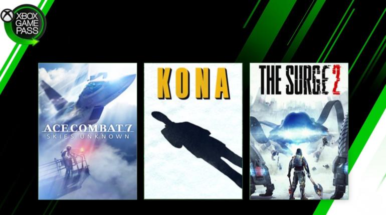 Xbox Game Pass Март 2020