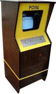 игровой автомат Pong Machine