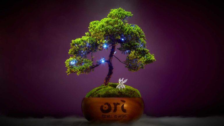 Xbox разыгрывает настоящие деревья в духе Ori and the Will of the Wisps