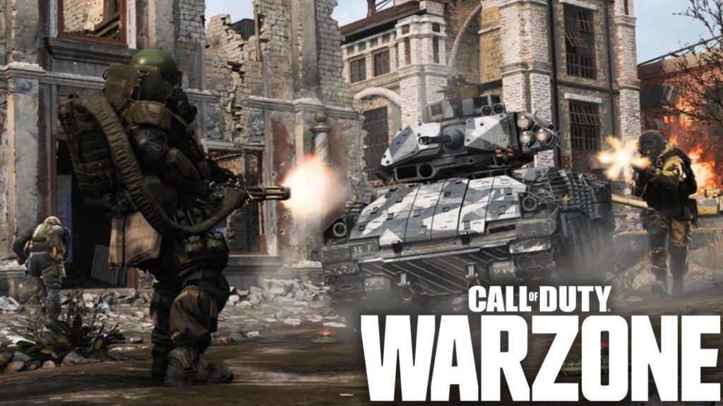 Call of Duty: Modern Warfare — Warzone