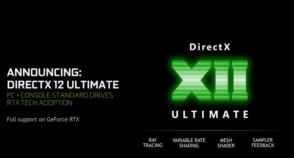DirectX 12 Ultimate – это попытка Microsoft унифицировать графику