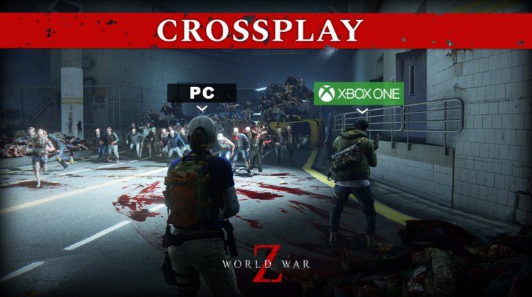 World War Z crossplay