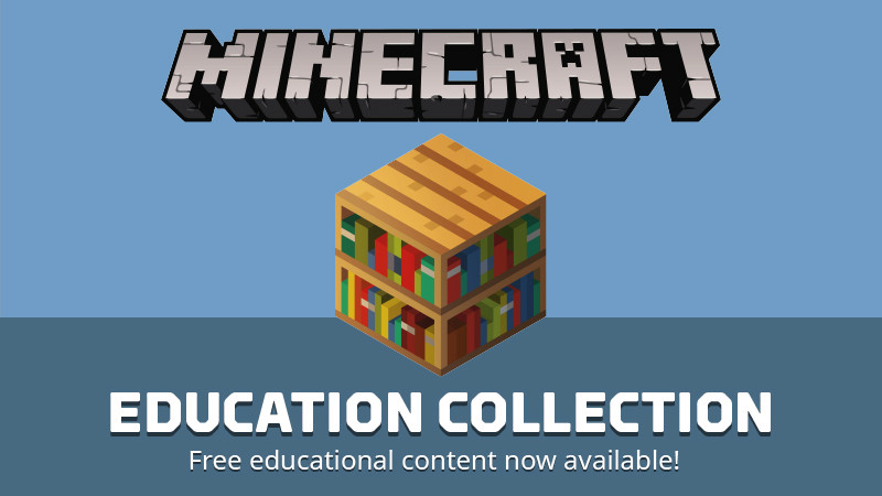 Education category to the Minecraft Marketplace