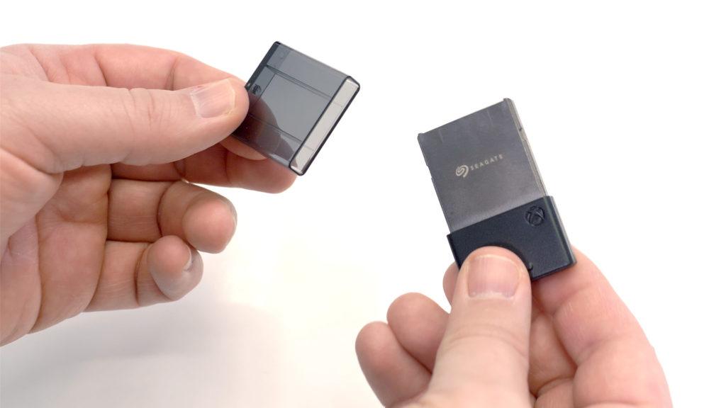 Microsoft заключила партнерское соглашение с Seagate для SSD на 1 ТБ Xbox Series X