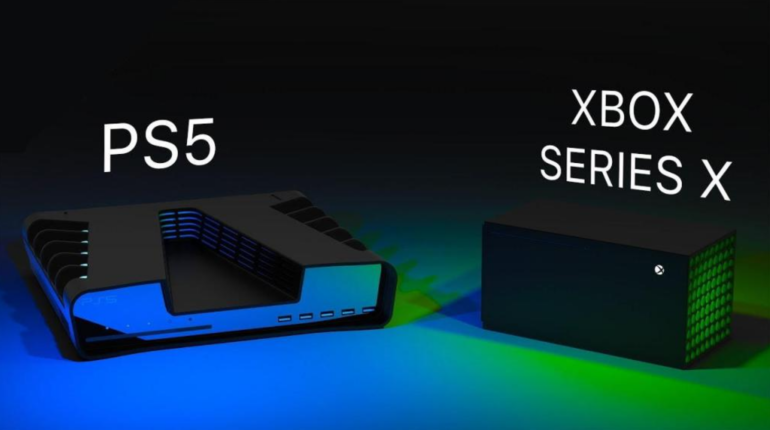 PlayStation 5 VS Xbox Series X
