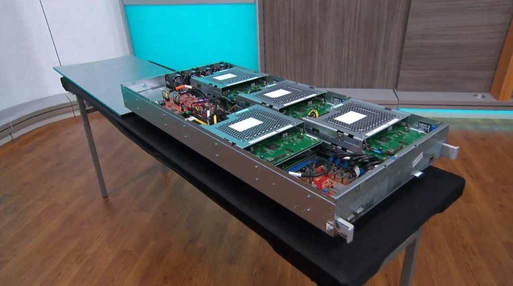 Сервер Microsoft xCloud