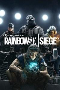 Rainbow Six Siege обложка